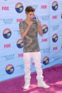 Justin Bieber - Teen Choice Awards 2012 | © Jason Merritt/Getty Images