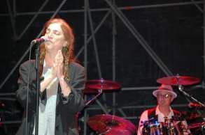 Patti Smith - Neapolis Festival @Giffoni Film Festival - Ph. Angelo Moraca