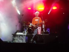 Robby Krieger live | © Angelo Moraca