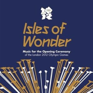 Soundtrack Londra 2012 - Artwork