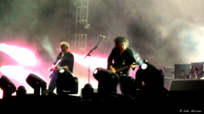 The Cure - Heineken Jammin Festival