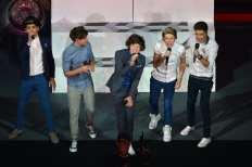 Performance degli One Direction