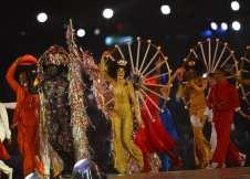 Coreografia della cerimonia di chiusura dei Giochi Olimpici 2012