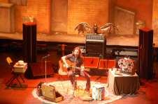 Eddie Vedder Europe Solo Tour - HMV Hammersmith Apollo Londra - Ph Angelo Moraca
