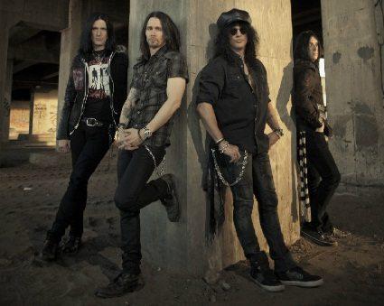 Slash Featuring Myles Kennedy in Italia per tre concerti ad Ottobre