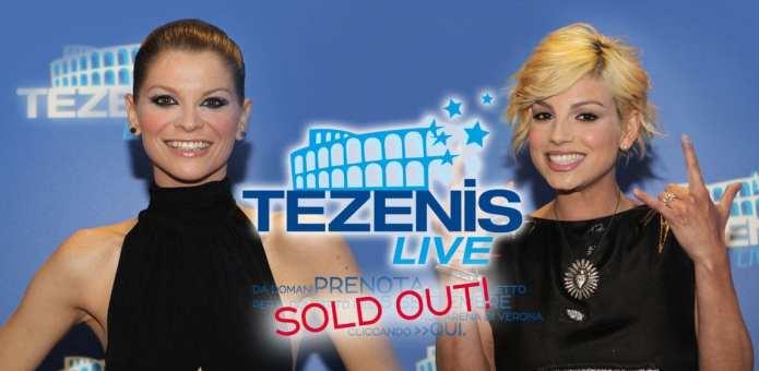 Alessandra Amoroso ed Emma, il concerto all'Arena di Verona su Canale 5