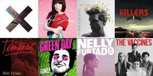 Uscite Discografiche Settembre 2012
