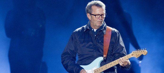 """Si intitola """"Old Sock"""" il nuovo album di Eric Clapton"""