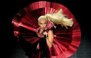 Lady Gaga  © Gareth Cattermole/Getty Images