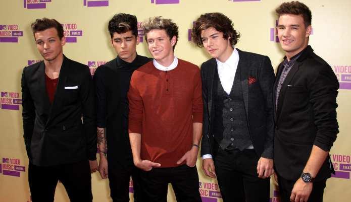 """One Direction da Guinness dei primati con """"Up All Night"""""""