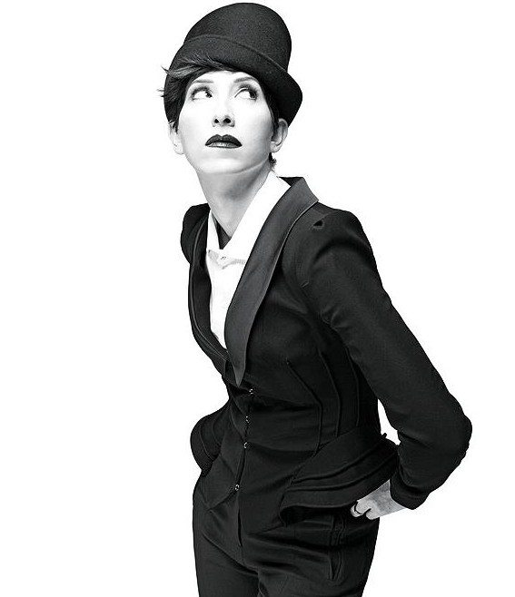 Sanremo 2013: Andrea Mirò è la prima donna presidente di Area Sanremo