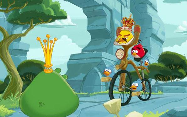 Freddie Mercury diventa protagonista di Angry Birds