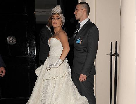 Lady Gaga a Venezia per progettare il matrimonio con Taylor Kinney
