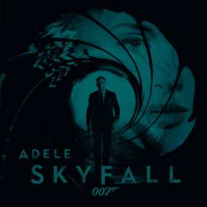 Adele - Skyfall - Artwork