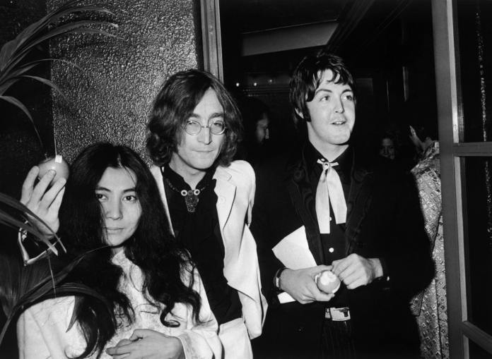"John Lennon: ""Un inferno registrare Let it be"""