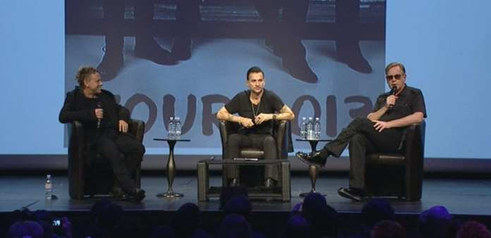 I Depeche Mode annunciano il nuovo disco e due date in Italia nel 2013