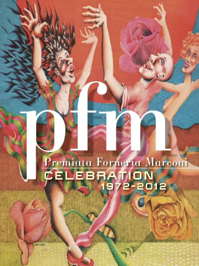 "PFM, ""Celebration 1972-2012"" un triplo CD per i 40 anni del 1° e 2° LP"