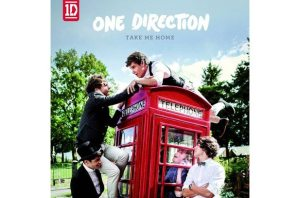 """One Direction - Artwork - """"Take Me Home"""""""