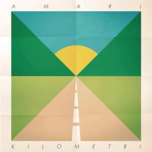 Amari - Kilometri - Artwork © Dariella Amari Official Facebook Page