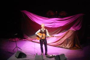 Glen Hansard - Eddie Vedder Europe Solo Tour, HMV Apollo (London) | © Angelo Moraca