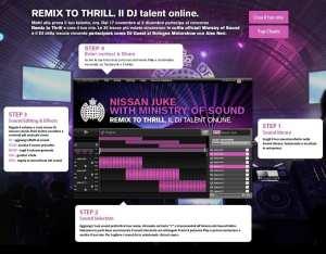 Nissan Remix To Thrill
