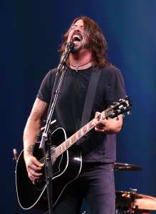 Dave Grohl - ©  Justin Sullivan/Getty Images