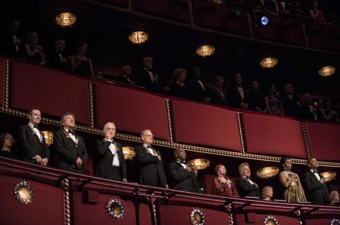Led Zeppelin omaggiati da Foo Fighters, Kid Rock, Lenny Kravitz al Kennedy Center Honors