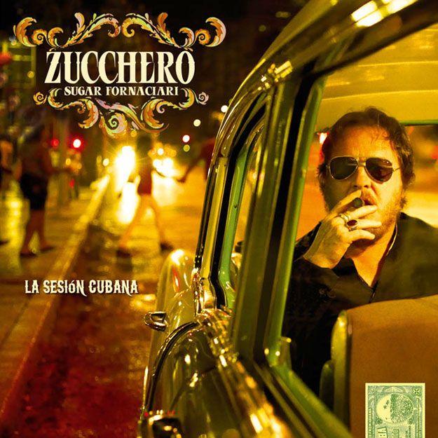 """""""La Sesion Cubana"""" di Zucchero primo nella classifica Fimi"""