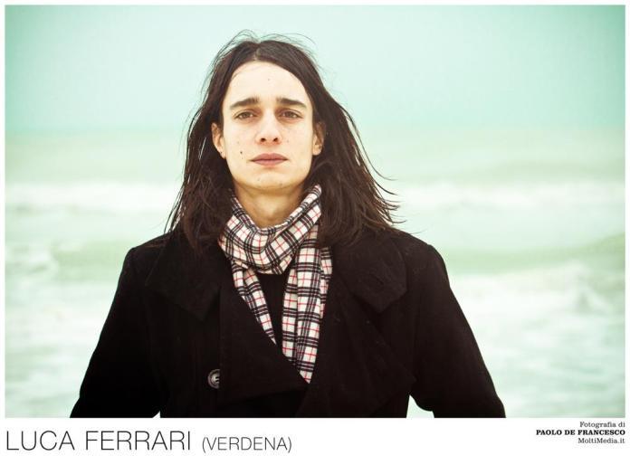 """Luca Ferrari dei Verdena nella colonna sonora di """"Days: The Crossmovie"""""""