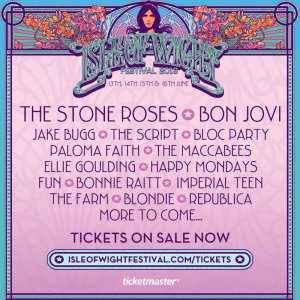 Festival dell'Isola di Wight 2013, i nomi annunciati