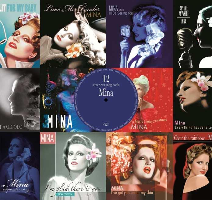 Da Elvis Presley a James Taylor, l'omaggio di Mina ai grandi classici