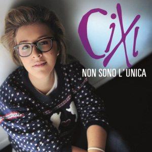 Cixi - Non sono l'unica EP - Artwork