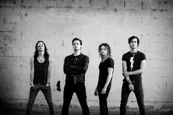 Heaven's Basement accompagnano i Black Veil Brides nel loro tour