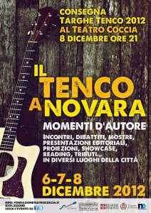 Il Tenco a Novara