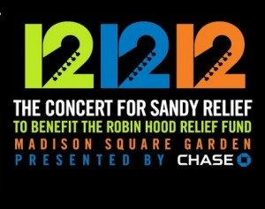 12.12.12. The Concert for Sandy Relief