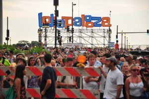 Lollapalooza 2012 | © Theo Wargo/Getty Images