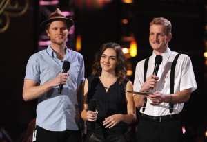 The Lumineers | © Kevin Winter/Getty Images