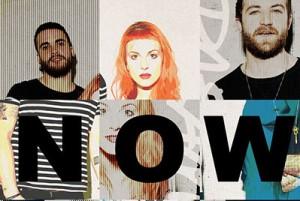 Paramore - Now - Artwork