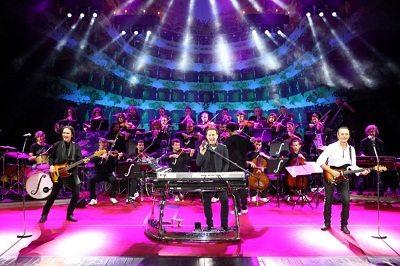 Ripartono i concerti dell'Opera Seconda in tour dei Pooh