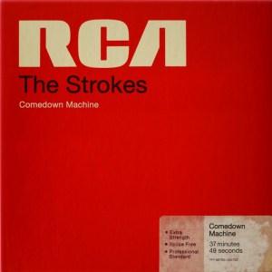 "The Strokes "" "" - artwork"