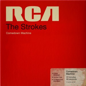 "The Strokes "" "" - artwork"