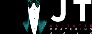 "Artwork ""Suit & Tie""  | © Pagina Facebook Justin Timberlake"
