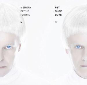 "Pet Shop Boys - ""Memory of the future"" - Artwork"