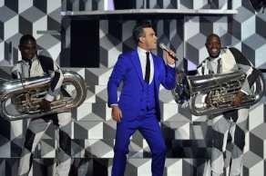 Robbie Williams   © Matt Kent/Getty Images