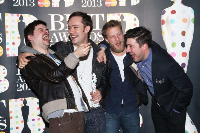Mumford and Sons   © Tim Whitby/Getty Images