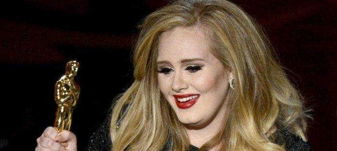 "Una vittoria annunciata, ""Skyfall"" di Adele trionfa agli Oscar 2013"