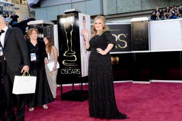 Adele sul red carpet degli Oscar | © Jason Merritt/Getty Images