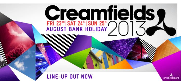 Nella line-up del Creamfields Festival 2013 unica data UK dei Prodigy