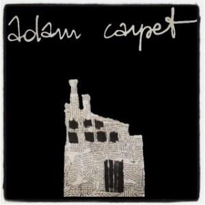 """Adam Carpet - """"Adam Carpet"""" - Artwork"""