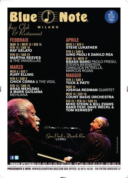 Blue Note Milano festeggia 10 anni di musica con un evento gratuito